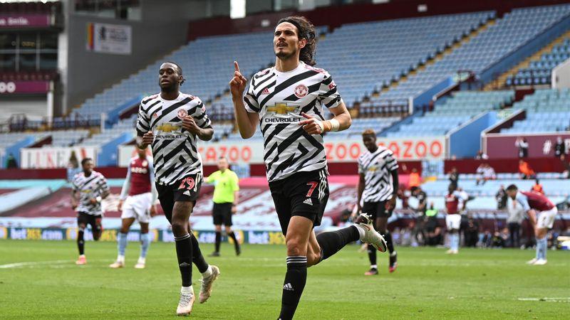 Rezumatul meciului Aston Villa - Manchester United 1-3
