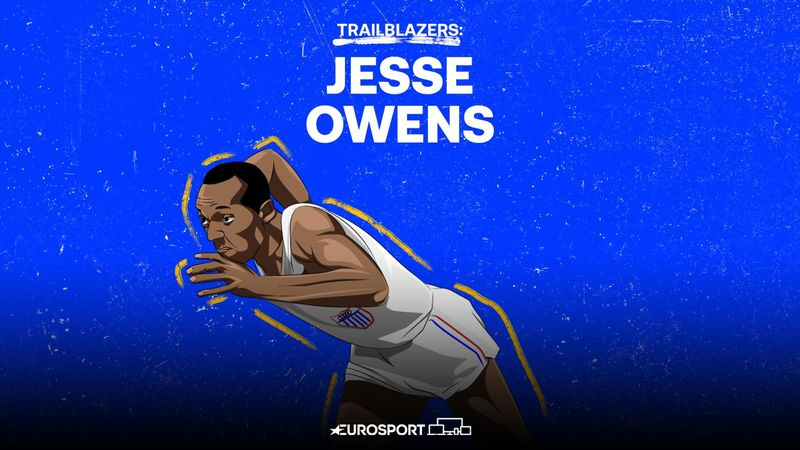 Trailblazers: 'Build your dreams' - The remarkable story of Jesse Owens