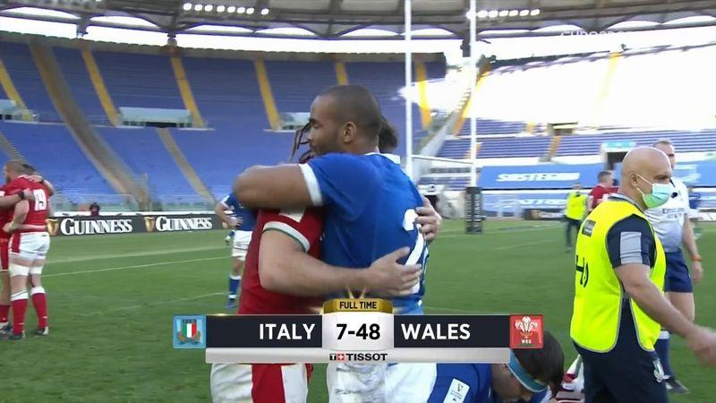 Sei Nazioni 2021, Italia-Galles 7-48: gli highlights