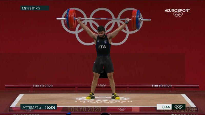 Pizzolato la belva: nuovo record italiano, solleva 165kg!