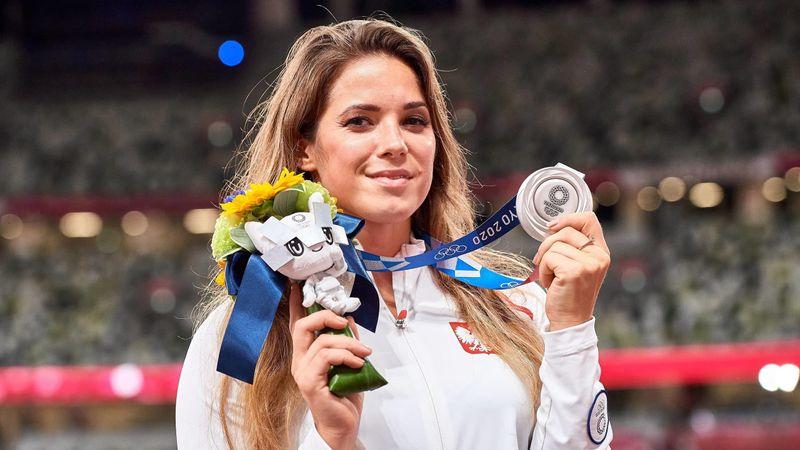 Elle a vendu sa médaille olympique pour sauver une vie : le geste en or de Maria Andrejczyk