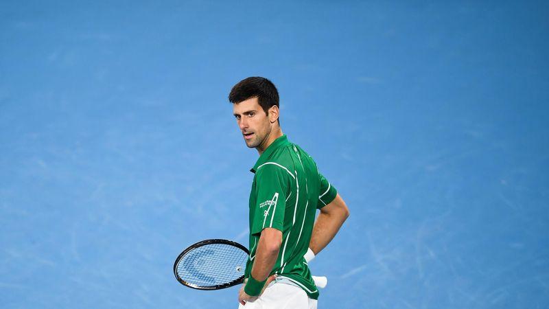 Australian Open: Djokovic fordert kürzere Quarantäne