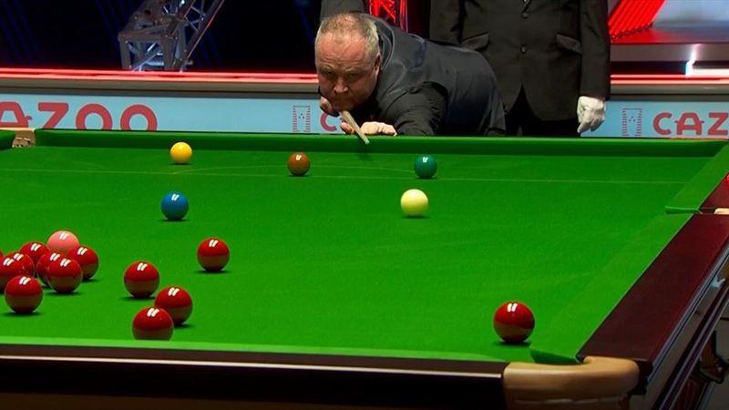 """""""In Grund und Boden gespielt"""": Higgins dominiert Selby"""