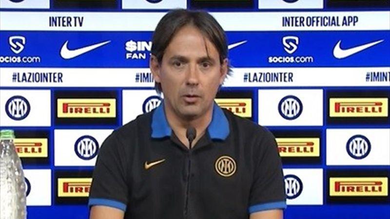 """Inzaghi: """"La Lazio è stata la mia casa per 22 anni. Fischi? Li accetterò"""""""