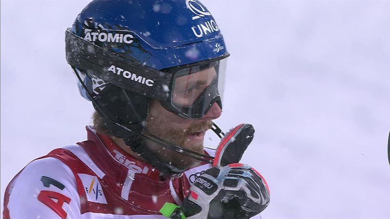 'That is a beautiful run' - Schwarz triumphs in Schladming slalom