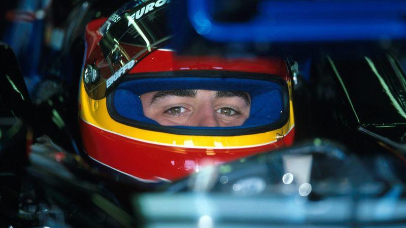 Tal día como hoy... 20 años del debut de Alonso en la F1