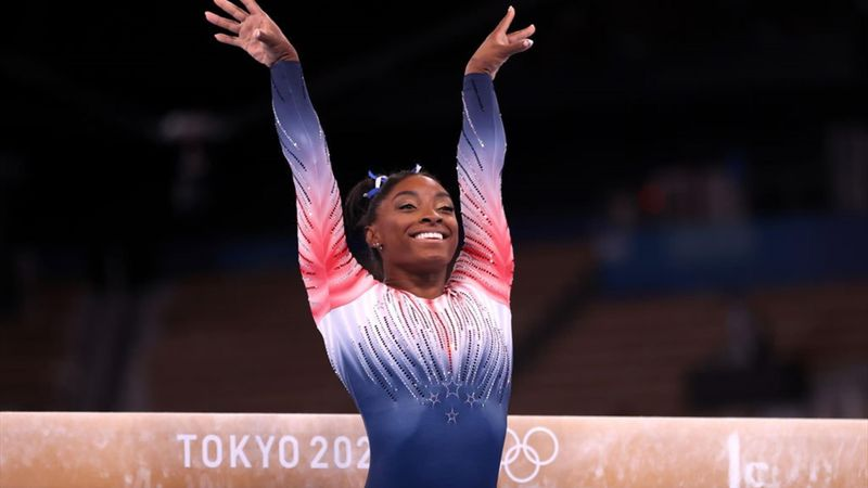 Gimnasia artística | El ansiado regreso de Simone Biles: bronce y el aplauso de toda la gimnasia