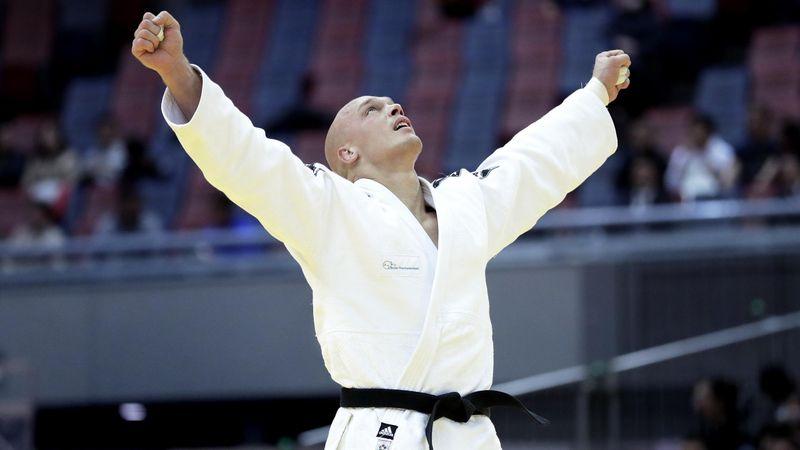 24 hours with judo superstar Henk Grol