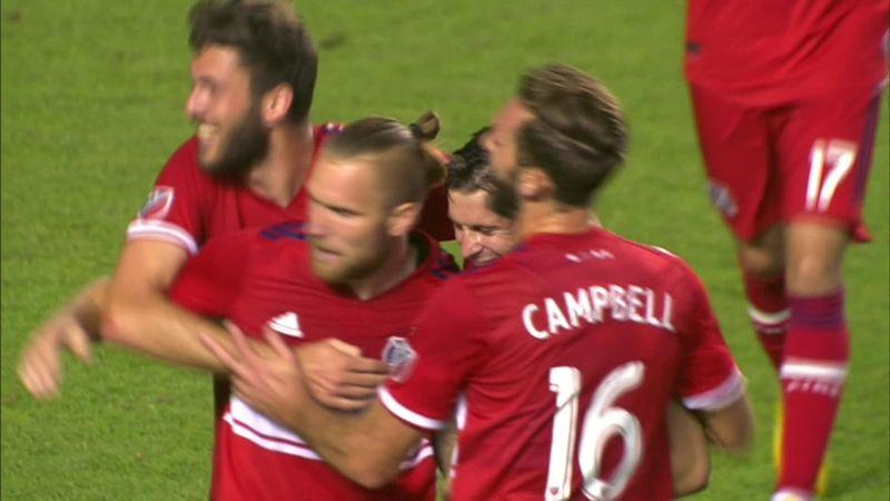 MLS: Chicago Fire - Philadelphia Union (Özet)