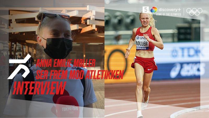 Anna Emilie Møller: Jeg kan ikke ændre på konkurrenterne