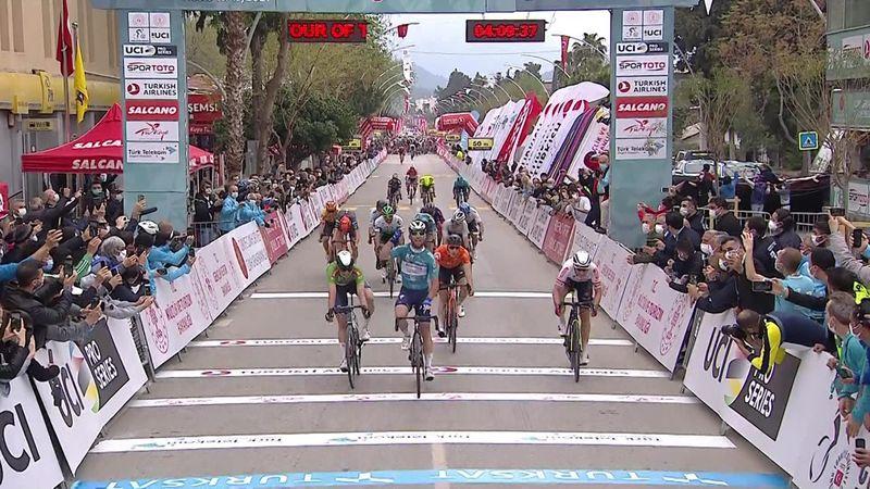 Ronde van Turkije| Ook vierde etappe prooi voor Mark Cavendish