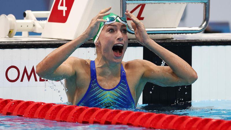 Weltrekord über 200 m Brust: Große Emotionen bei Schoenmaker