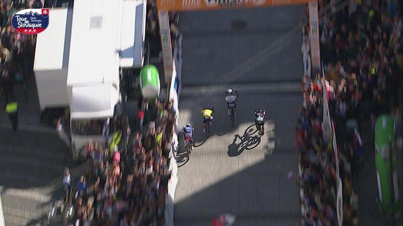 Sagan encore battu mais couronné, premier succès pour Einhorn