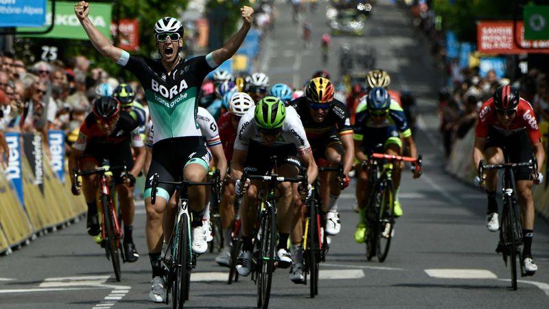 Her spurter Boasson Hagen til andreplass i Critérium du Dauphiné