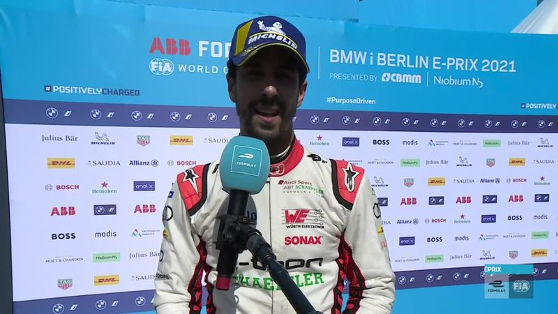 Di Grassi delighted after Berlin ePrix win