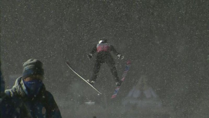 Buon salto di Kobayashi a Oberstdorf: il giapponese sta tornando