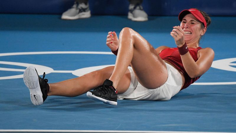 Tokió 2020 - Bencic (SUI) - Voundrousova (CZE) - Tenisz – Olimpiai főhírek