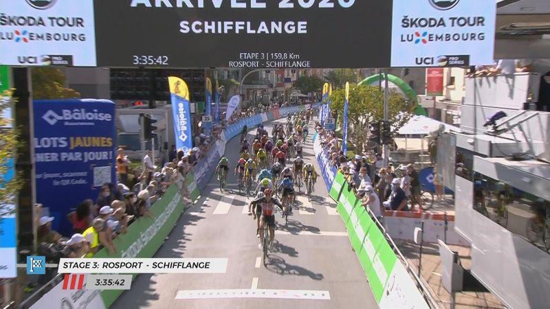 Tour de Luxemburgo (3ª etapa): Degenkolb se lleva el esprint y Grosu, nuevo líder