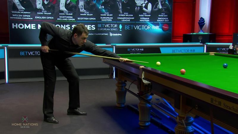 """Ronnie, în turul doi la Welsh Open, după o demonstraţie de forţă. Cel mai mare break al """"Rachetei"""""""
