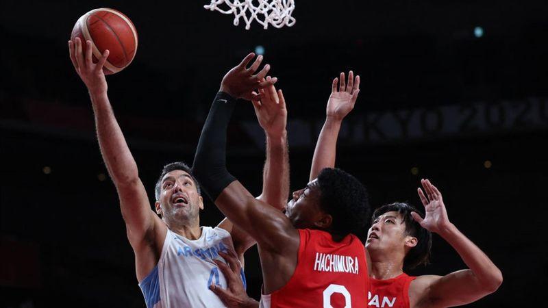 Токио-2020 - Argentina против Japan - Баскетбол – Главные события Олимпиады