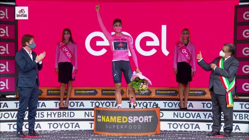 Giro d'Italia: Birinci etabın özeti