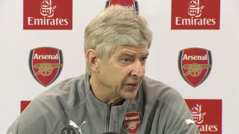 Arsene Wenger: Every game is difficult, especially at the Emirates