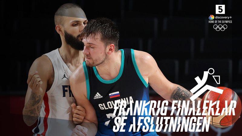 Vanvittig afslutning: Batum blokerer Frankrig i basket-finalen