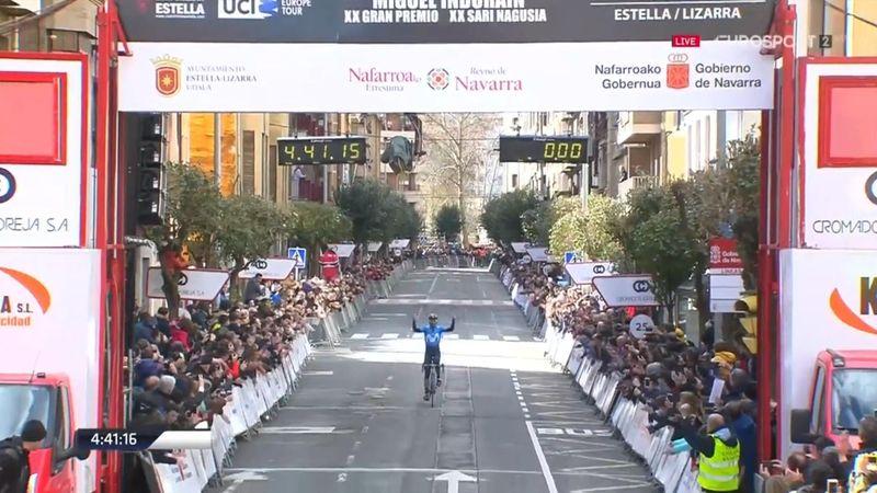 Intouchable, Alejandro Valverde signe sa 9e victoire de la saison