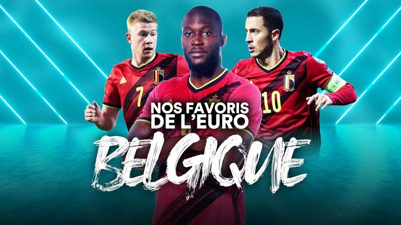 Nos favoris de l'Euro : La Belgique, le rival n°1 des Bleus