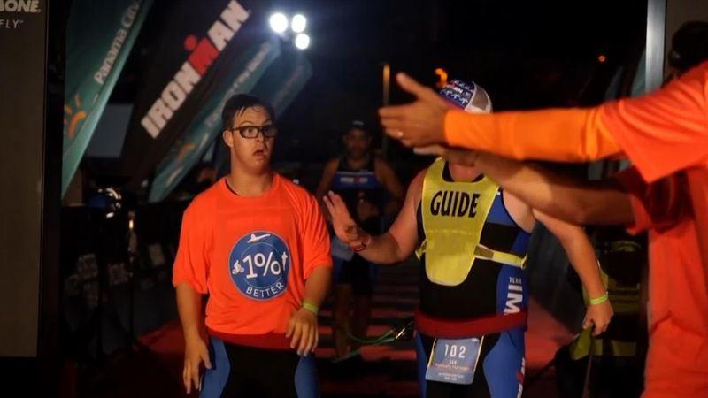 Chris Nikic - der erste Ironman mit Down-Syndrom