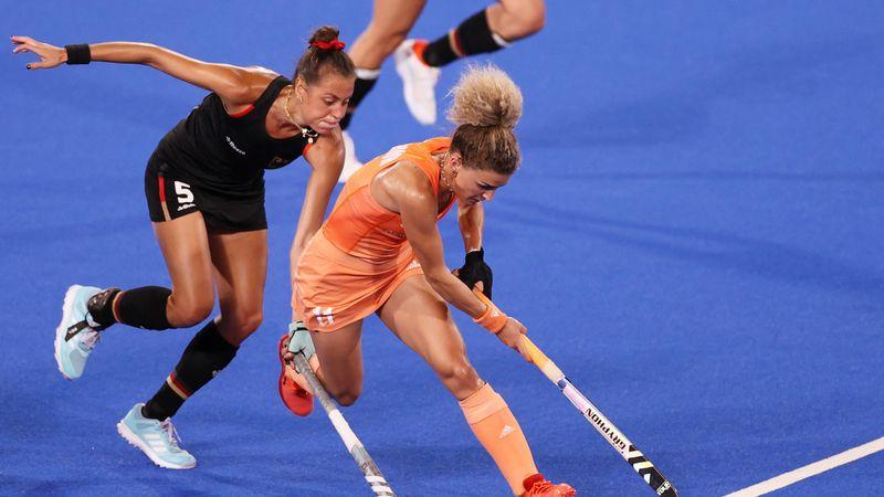 Highlights: Erste Olympia-Niederlage für deutsche Hockey-Frauen