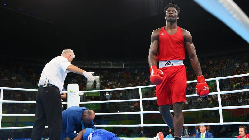 Olympic Best Moments: Top Knockouts in Rio 2016