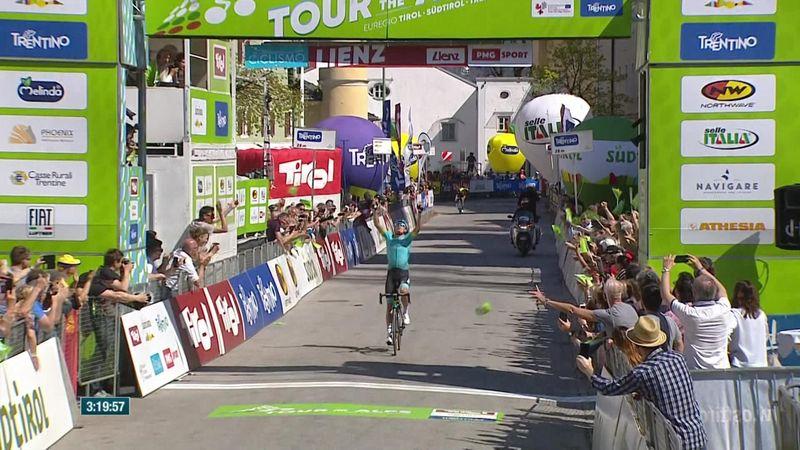 Tour of the Alps: 4. etabın son kilometresi