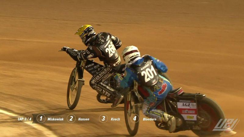 Miskowiak neuer Speedway-Weltmeister bei den Junioren