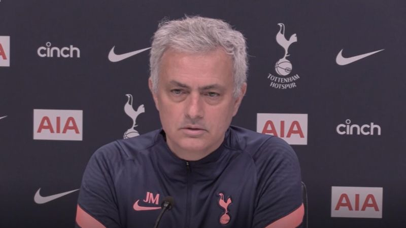 Mourinho: I'm happy with Dele Alli after difficult period