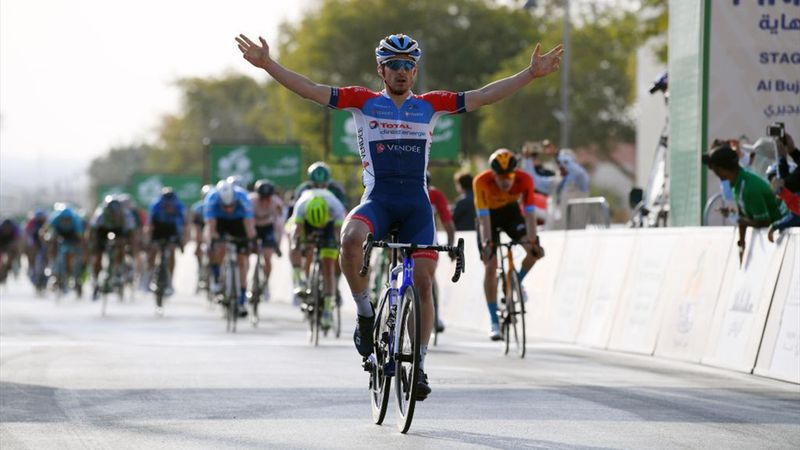 Bonifazio strikes to take Stage 2, Costa retains overall lead