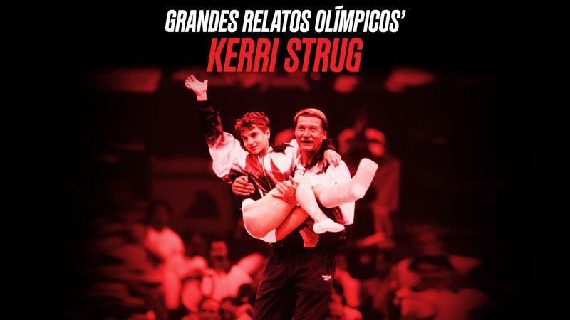 Cómo Kerri Strug certificó el oro olímpico de Estados Unidos en Atlanta 1996
