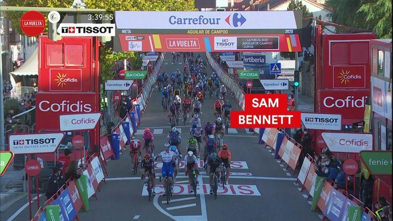 Vuelta 9. Etap
