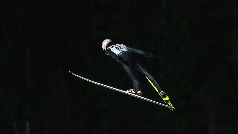 Wereldbeker Wisla | Karl Geiger de beste in de kwalificatie