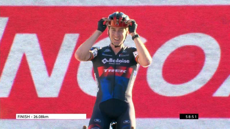 Torna alla vittoria Aerts: Iserbyt 3° dietro a van der Haar