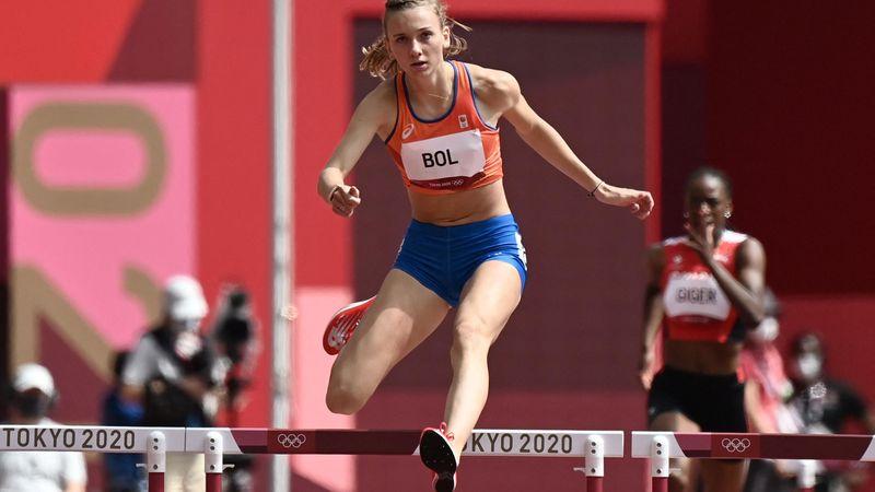 Tokyo 2020 | Femke Bol start haar Spelen met eenvoudige zege in voorronde