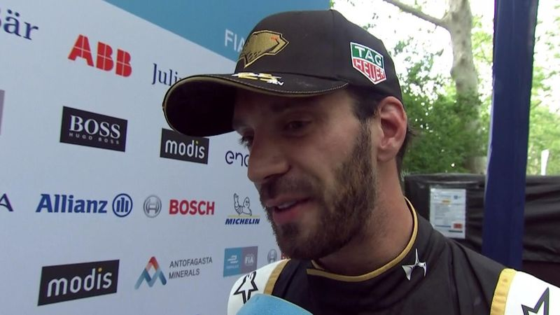 Vergne: I think I need a week of rest!
