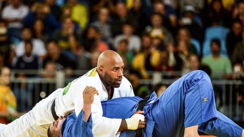 Olympic Momentum: Riner's charge to becoming champion in London and Rio