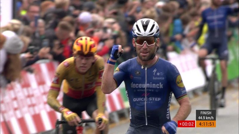 Az angol kommentátor nem aprózta el: minden idők legjobb sprintere nyerte a Münsterland Girót