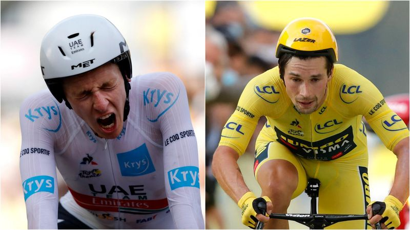 Highlights: Pogacar set to win Tour de France after time trial thriller