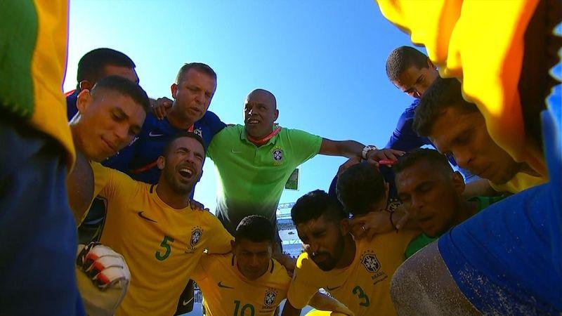 Бразильцы заколошматили 6 небразильских голов в финале и вынесли Таити