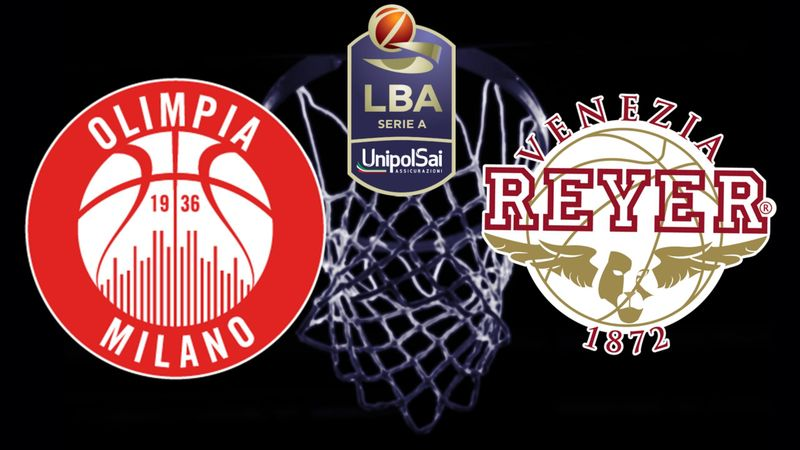 Highlights: Olimpia Milano-Reyer Venezia 93-86