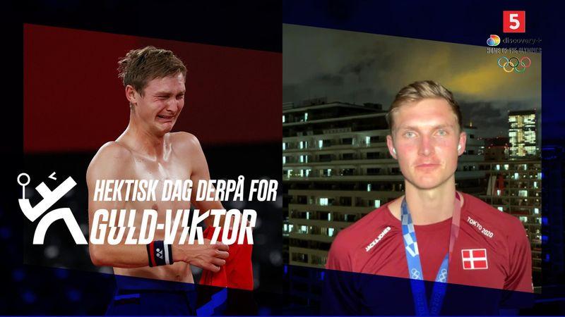 Viktor Axelsen: Jeg spurgte Poul-Erik Høyer, om noget kommer på siden af dette