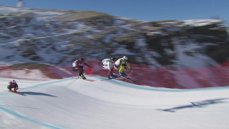 Esquí cross, Copa del Mundo: Midol se apuntó la final de consolación
