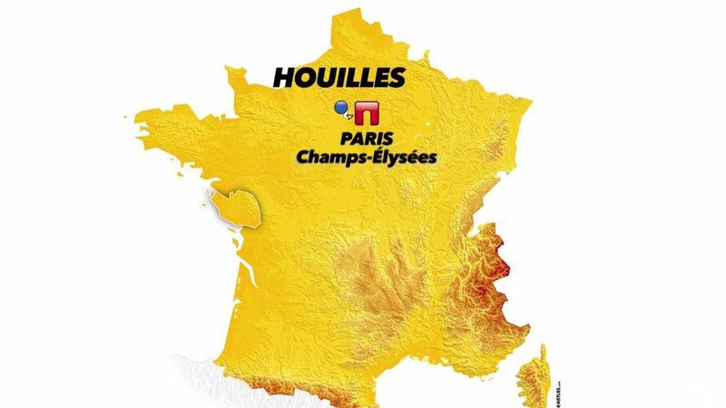 Tour de Francia 2018: Perfil de la 21ª etapa, paseo hasta los Campos Elíseos